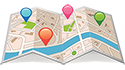Site Map Navigation Links